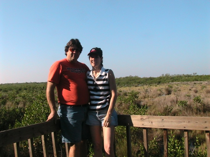 Brad & I, Collier-Seminole SP Wetlands 1