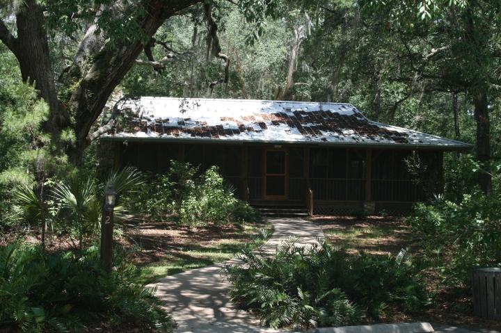 Silver River SP (cabin)