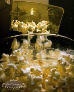 P - Popcorn