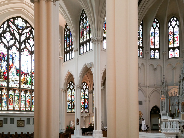 carol dunnigan photography, images, colorado, denver, historic, architecture, cathedral basilica of the immaculate conception-2