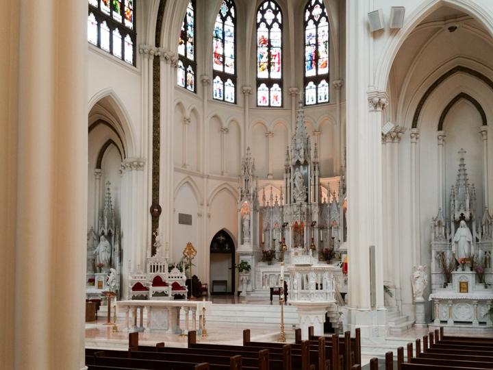 carol dunnigan photography, images, colorado, denver, historic, architecture, cathedral basilica of the immaculate conception