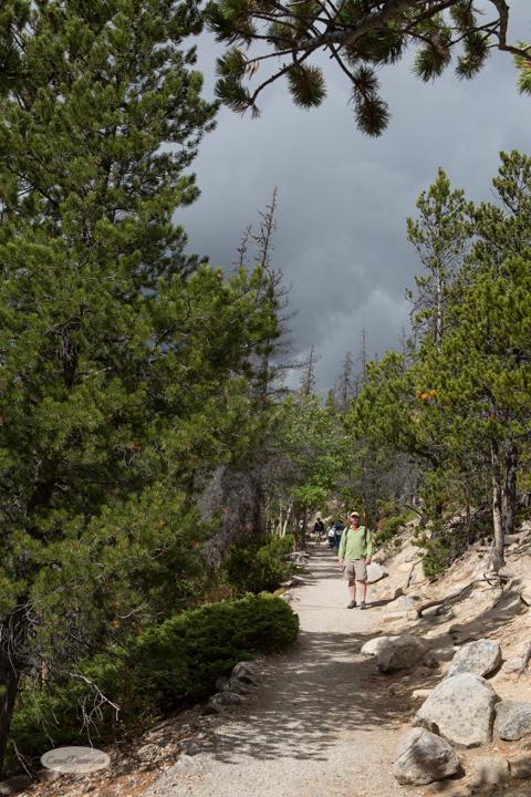 estes park, bear lake trailhead, lake haiyaha, dream lake, colorado, hiking, images, photography, carol dunnigan photography, rocky mountain national park, trails-6627