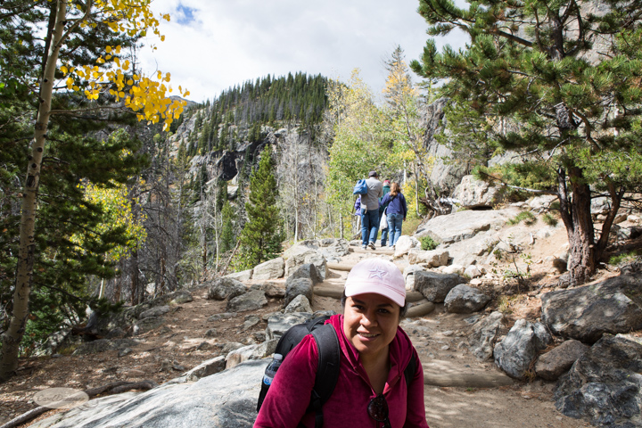estes park, bear lake trailhead, lake haiyaha, dream lake, colorado, hiking, images, photography, carol dunnigan photography, rocky mountain national park, trails-6637