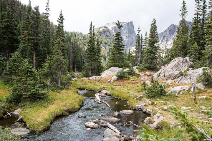 estes park, bear lake trailhead, lake haiyaha, dream lake, colorado, hiking, images, photography, carol dunnigan photography, rocky mountain national park, trails-6650