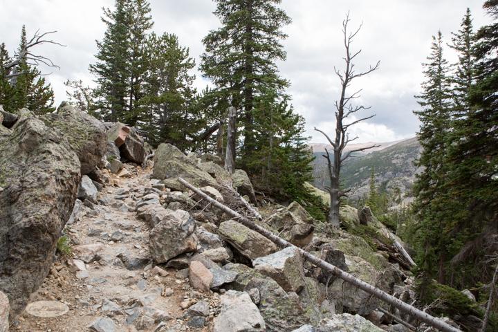 estes park, bear lake trailhead, lake haiyaha, dream lake, colorado, hiking, images, photography, carol dunnigan photography, rocky mountain national park, trails-6748