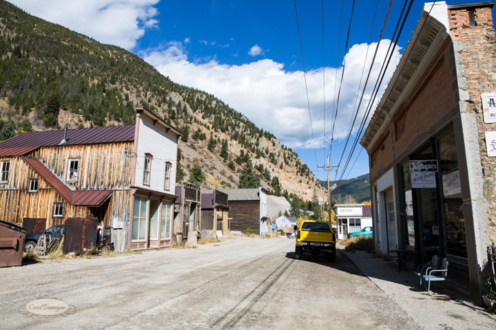 carol dunnigan photography, colorado, oh my god road, fall, autumn, images, photography, mountains, travel, historic, mine, idaho springs-22