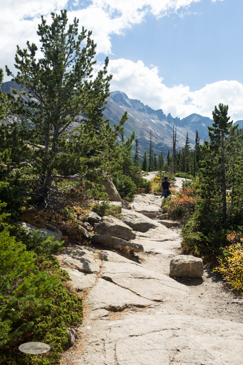 estes park, colorado, rocky mountain national park, carol dunnigan photography, images, photography, hiking, trails, glacier gorge trailhead, mills lake, alberta falls-28