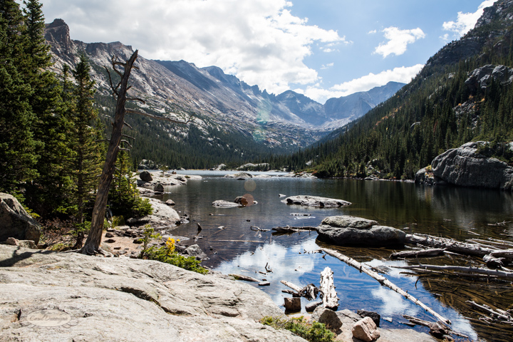 estes park, colorado, rocky mountain national park, carol dunnigan photography, images, photography, hiking, trails, glacier gorge trailhead, mills lake, alberta falls-32