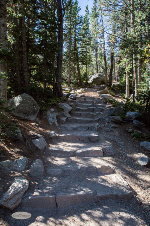 estes park, colorado, rocky mountain national park, carol dunnigan photography, images, photography, hiking, trails, glacier gorge trailhead, mills lake, alberta falls-5
