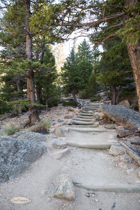 gem lake, lumpy ridge trailhead, estes park, colorado, rocky mountain national park, hiking, trails, images, photography, carol dunnigan photography, mountains-14
