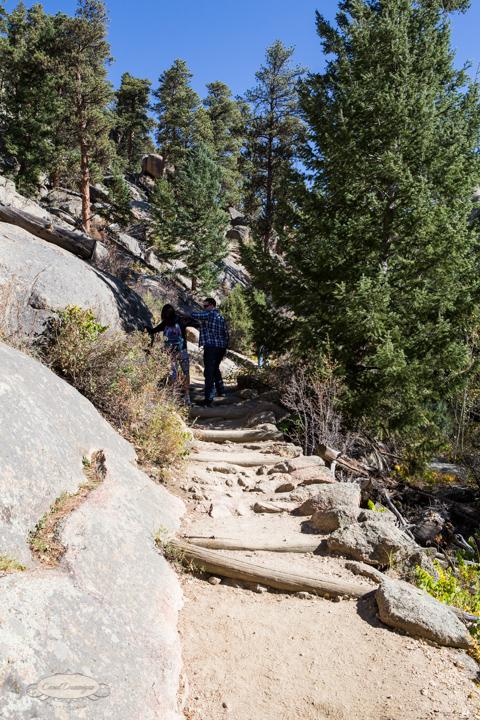gem lake, lumpy ridge trailhead, estes park, colorado, rocky mountain national park, hiking, trails, images, photography, carol dunnigan photography, mountains-4